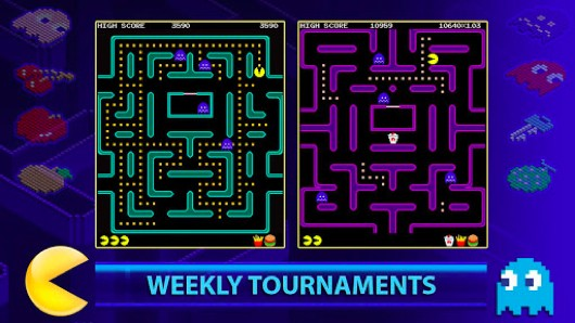 PacMan goes freetoplay on Android