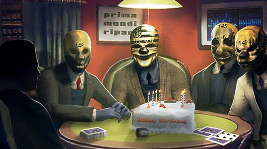 Payday 2 will feature a 'contract database', coming this summer