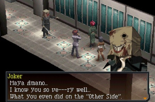 Persona 2 Eternal Punishment bug fixed, downloadable on PS Vita and PSP March 12