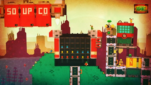 PixelJunk Inc is 'PixelJunk 16,' on Steam 'later this year'