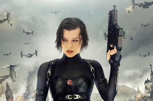 Resident Evil 6 the movie set for late 2014