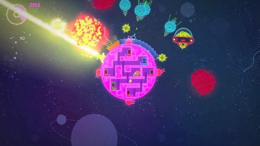Lovers in a Dangerous Spacetime preview Don't die alone
