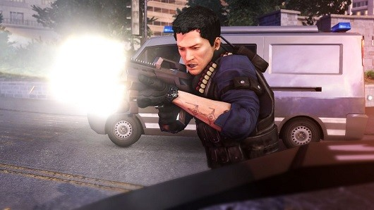 Sleeping Dogs Year of the Snake DLC today