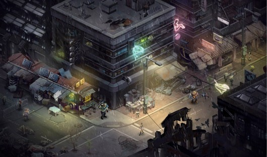 Shadowrun Returns with 20 minutes of ingame footage