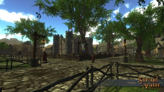 Richard Garriott's Shroud of the Avatar now on Kickstarter