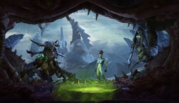 StarCraft 2 Heart of the Swarm review A zerg rush to the heart