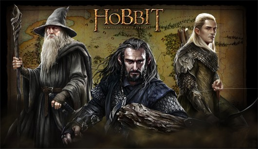 The Hobbit takes an Unexpected Journey to your browser in Armies of the Third Age