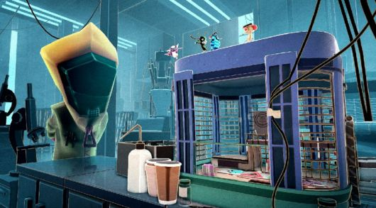 Tiny Brains, coop puzzler from exAssassin's Creed 3, Dead Space 3 folks