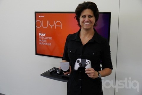 Handson with Ouya