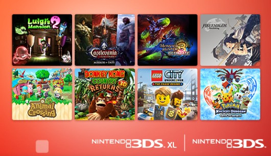 Free Nintendo 3DS XL Games