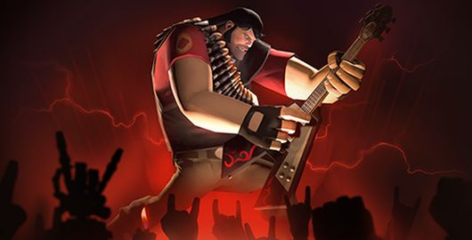 Brtal Legend items now available for purchase in Team Fortress 2