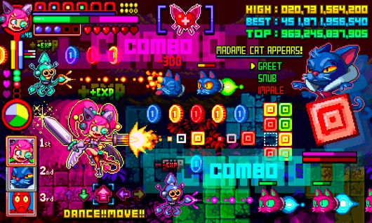 April Fools WayForward's 'Cat Girl Without Salad' has everything but salad