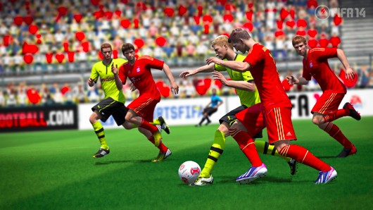 FIFA 14 announced for PS3, Xbox 360, PC