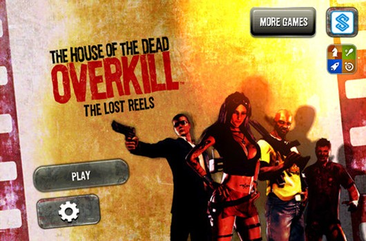 House of the Dead Overkill aims for iOS launch