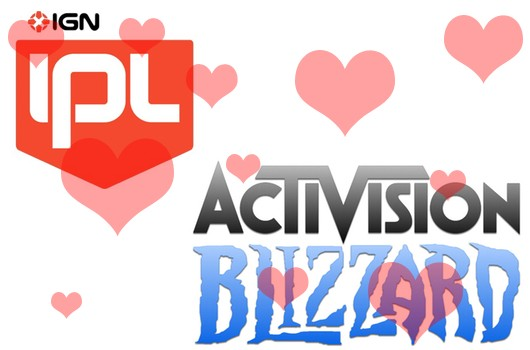 Blizzard acquires IGN's pro gaming tech