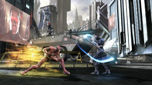 Injustice Gods Among Us review From Outworld to Elseworlds