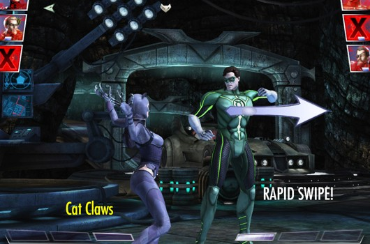 Injustice iOS out now, is card game