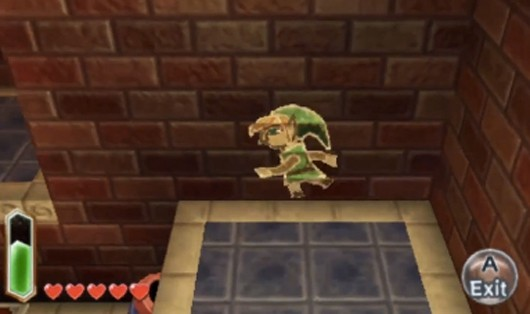 The Legend of Zelda A Link to the Past 2 preview A link to the paste
