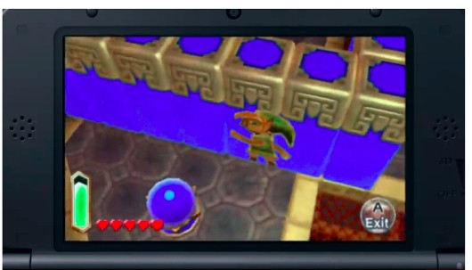 New 3DS Zelda returns to the world of A Link to the Past