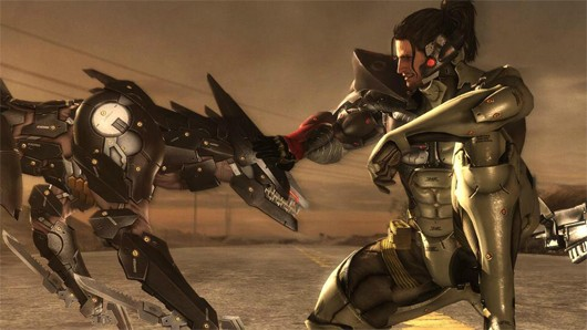 Metal Gear Rising 'Jetstream' DLC takes flight April 9