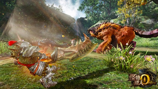 CryEngine 3powered Monster Hunter Online headed to China