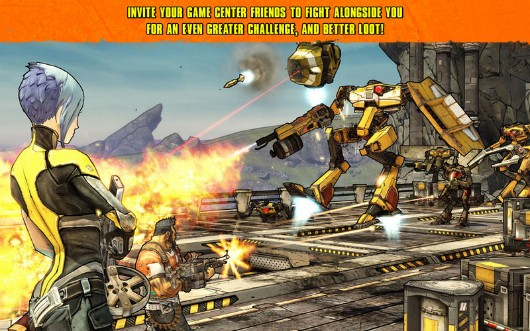 Borderlands 2 gets big ol' Mac update today