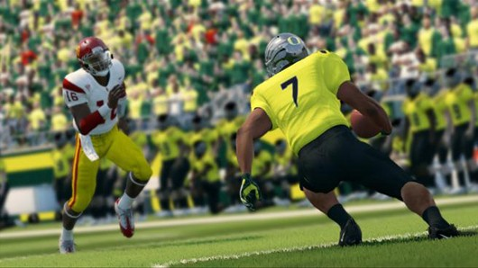 NCAA 14 to include physics engine, improved running game