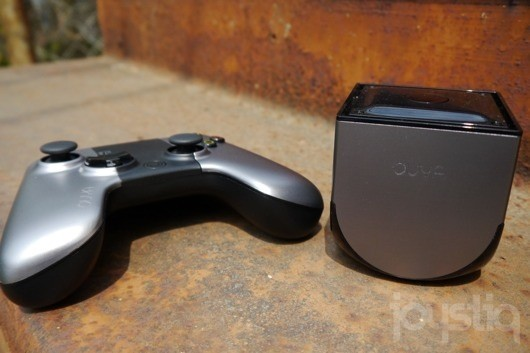 Ouya The infinite garage sale