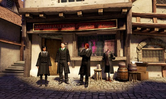 Accio Harry Potter fans Pottermore lives on in PlayStation Home