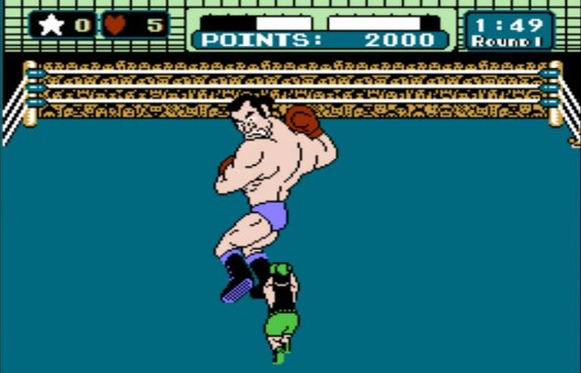 Wii u virtual console launch punch out excitebike f for What is a punch out list