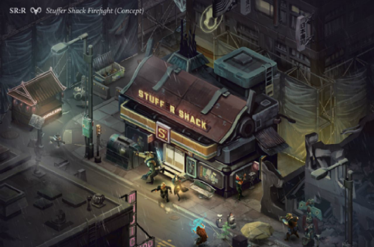 Shadowrun Returns' postBerlin Campaign DLC to require Steam, DRM