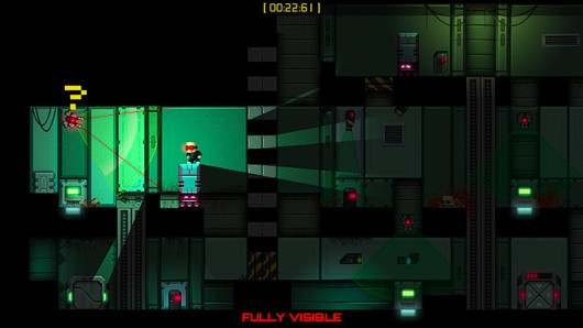 Stealth Bastard coming to PS3 and Vita, and you can rename it