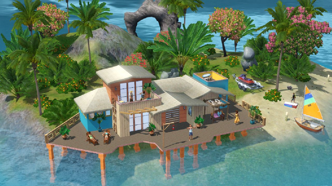[GameGokil.com] The Sims 3 Island Paradise [Add On] Single Link Iso