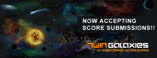 Twin Galaxies is accepting record score submissions, now at a cost