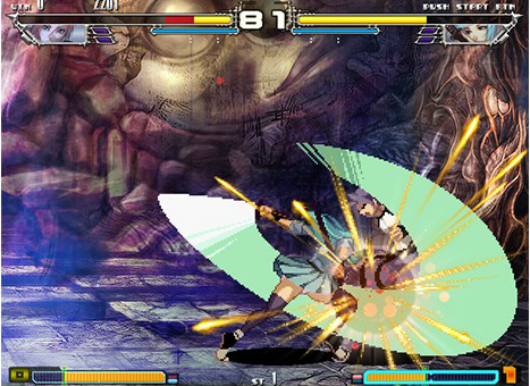 Indie PC fighter Yatagarasu now available through Rice Digital