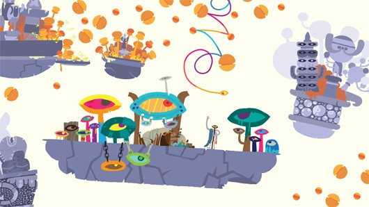 IGF finalist Hohokum launching next year for PS4, PS3, PS Vita