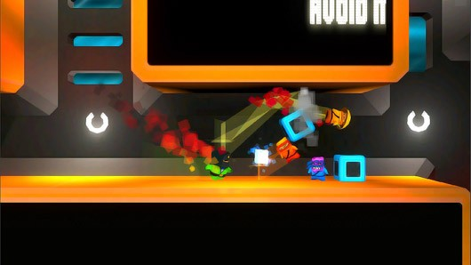 Atomic Ninjas brings multiplayer mayhem to PS3 and Vita this summer