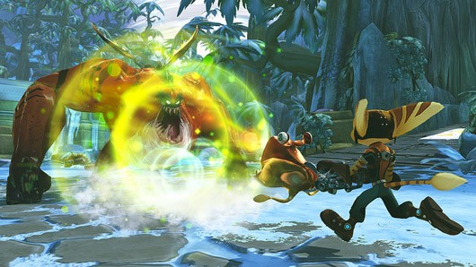 Ratchet & Clank Full Frontal Assault launches for PS Vita next week