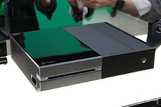 Xbox One uses nonremovable hard drive, external storage supported via USB