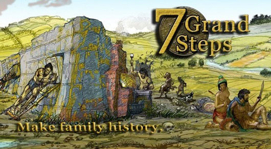 IGF finalist 7 Grand Steps premieres for PC June 7