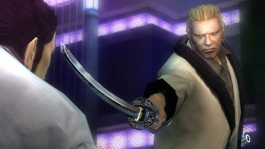 Yakuza 1 and 2 HD to paint the Wii U red in Japan