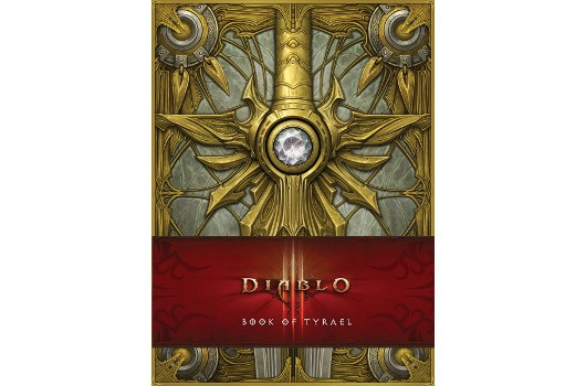 Diablo 3's 'Book of Tyrael' out this October