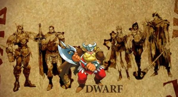 mini Get a load of Dungeons & Dragons' dwarf