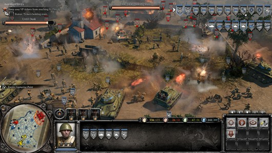 Company of Heroes 2 gets Theater of War mode