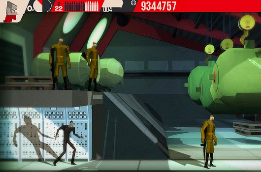 CounterSpy is a stylish Cold War sidescroller for PS3Vita