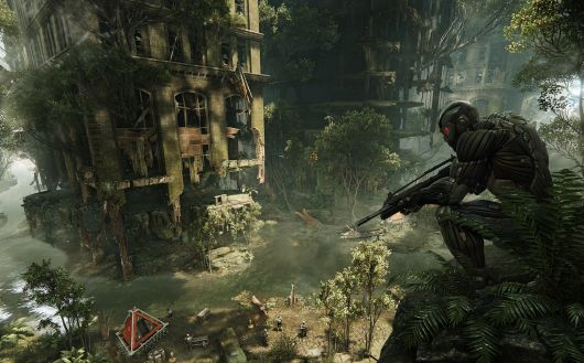 CryEngine 3 already runs on Xbox One