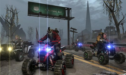 Defiance getting 5 DLC things, one looks like this