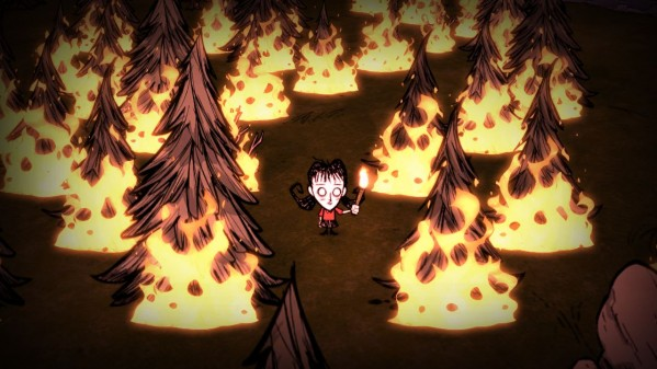 Don't Starve review: Leave the light on