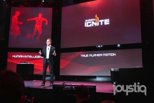 EA Sports' nextgen Ignite Engine shown off in trailer form