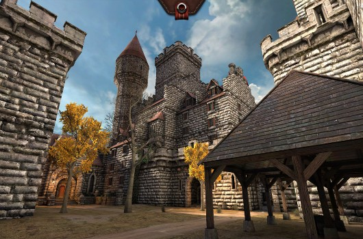 Unreal Engine 3powered Epic Citadel now playable in browsers